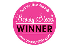 Beauty Steals Winner, Beauty Bible Awards